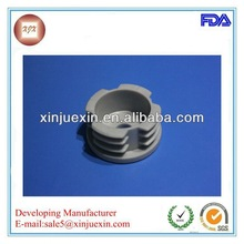 dongguan customized perfect end caps for aluminum railings manufacturing