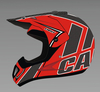 HuaDun ece cross helmet /carbon fiber helmet with visor, HD-803