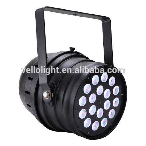 stage led color light LED-Par18(4in1)