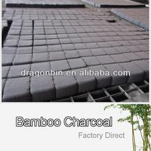 Arab high quality natural bamboo shisha smoking coals