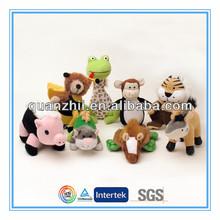 Cute custom animal shaped plush toy