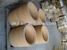 high heat refractory clay shaped fire birck
