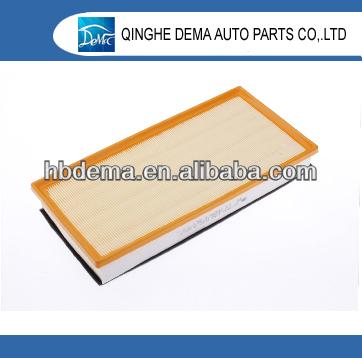 Factory outlets auto parts ( air filter Q7OEM:7P0129620A ) auto air filter / car air filter