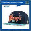 custom starter snapback hat cap