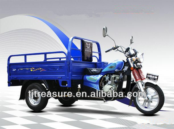 air cooled engine 150cc three wheel motor tricycle high quality made in China
