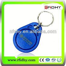 Custom shaped key fob universal