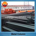 fábrica de techo de acero de diseño de metal dintel de la columna