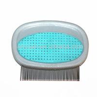 Free Shipping Pet Tine Comb Dog Brush Pet Flea Comb