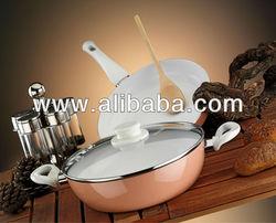 Defne Somon - Ceramic Cookware Set High Quality
