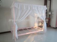 fashion canopy iron princess bed