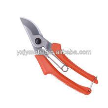 "High quality bypass hand shear/Garden pruning shear 7.7"""