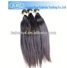 100% natural high quality peruvian straight hair