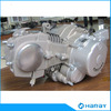 Chinese W125P Horizontal Type Air Cooled 125cc LIFAN Motorcycle Engine