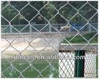 Split Rail Fence chain link