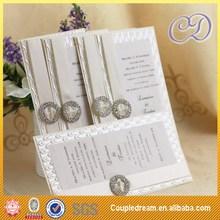 Fashion New Arrival Wholesale Wedding Invitation Cards