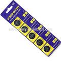 3.0 v de la batería de litio de botón de la célula cr2016/cr1616/cr2025/cr2450/cr2477/cr2430/cr2032 batería