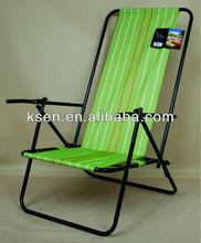 Foldable leisure beach chair KC-C115
