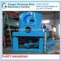 Alta taxa de recuperação de ouro de separação centrífuga, ouro aluvionar concentrador, centrífuga máquina de separação