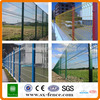 Electro Galvanized and Powder coated Welded Wire Mesh Fence Designs