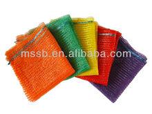 colorful 50*80cm plastic mesh net bags 25kgs