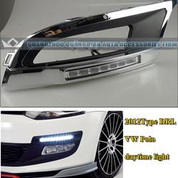 vw auto parts light part 2012 vw polo daytime running light