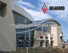 2014 hot sale aluminium composite panel building material supplier in china