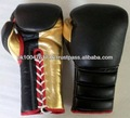 pro estilo 14 mexicano oz guantes de boxeo guantes de conceder