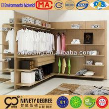 china manufacturer mdf wood almirah designs small bedroom wall wardrobe closet