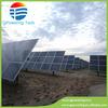 high quality flat single axis PV solar tracker controll & system