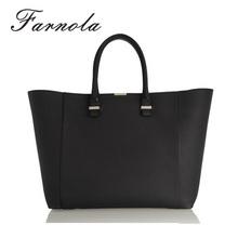 2015 Brand design high quality beckham ladies fashion tote handbags