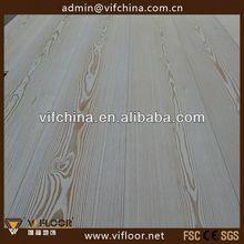 Unfinished 3 couche d'ingénierie planchers de bois de mélèze