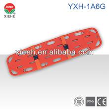 Yxh- 1a6g la inmovilización de la columna vertebral junta