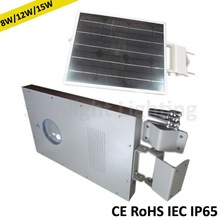 Easily placed All-in-one solar led street light system solar power motorcycle
