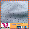 small hole 100 polyester plain knit fabric