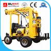 0-600m depth hydraulic water well drilling machine price!