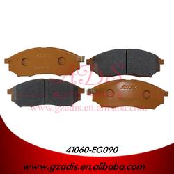 FUGA/Y50 CAR BRAKE PAD FOR NISSAN CARS OE:41060-EG090
