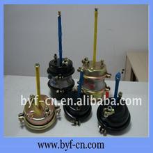 BYF air spring brake chamber T24/30,T24/24,T30/30, T12/16,T24, T30,T19,T12,T16 for semi trailer and truck trailers