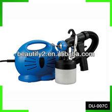 Smart spray tan machine system