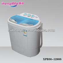 2.5kg Twin Tub top loading Mini Washing Machine -XPB36-1288S