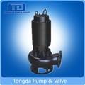 protecção contra a corrosão de energia elétrica submersível bomba de água suja