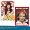 High quality magazine printing china