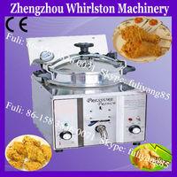 Deep fryer for fried chicken/henny penny electric pressure fryer