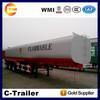 2014 new oil semi traler,tractor truck with fuel tank semi-trailer
