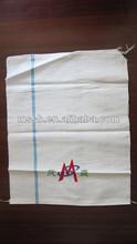 Japanese hot selling 48*62cm polypropylene 25kg packing bags manufacturer in lahore