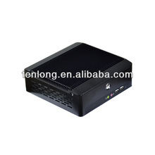 INTEL ATOM D525 FANLESS SMALL FORM FACTOR PC WITH RICH I/O NVIDIA ION