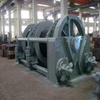 China top brand diesel power winch