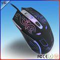 novo mouse roda do mouse avançado industrial trackball mouse laranja preto rato do computador