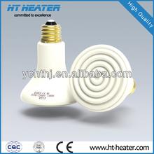 HT-CPT 65*140mm infrared Ceramic bulb holder issues