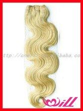 stock brazilian body wave blonde hair weave bundle hair extensions blonde weft wavy weft