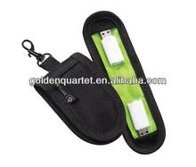 USB bag /USB packing bag / USB traveller (BSCI, ICTI, SA8000 and social audit factory)